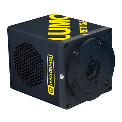 生体化学発光イメージング カメラ(Retiga LUMO)