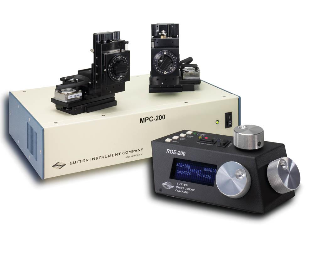マイクロマニピュレータ MPC-200/MPC-385/MPC-325