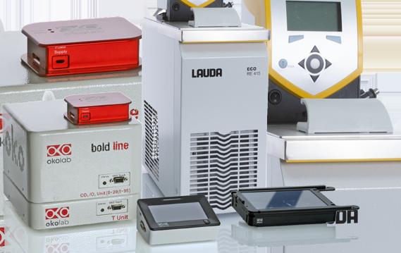 顕微鏡用細胞培養装置(Heating&Cooling)